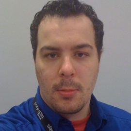Maxime Rouiller Headshot