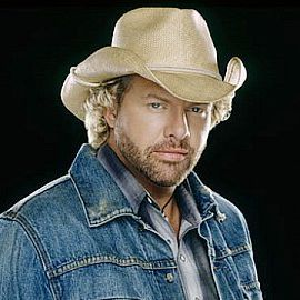 Toby Keith Headshot