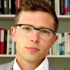 Jonah Lehrer Headshot