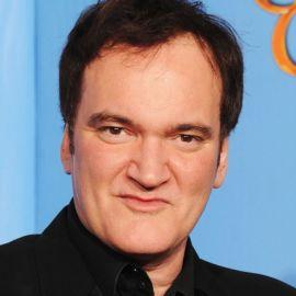 Quentin Tarantino Headshot