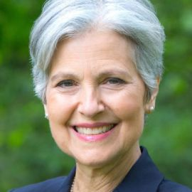 Dr. Jill Stein Headshot