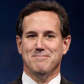 Rick Santorum Headshot