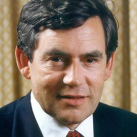 Rt. Hon. Gordon Brown Headshot