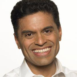 Fareed Zakaria Headshot
