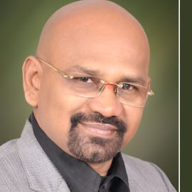 Professor M.S.Rao Headshot