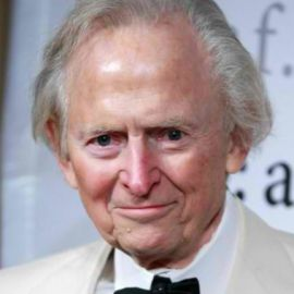 Tom Wolfe Headshot