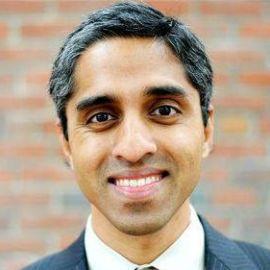 Dr. Vivek Murthy Headshot