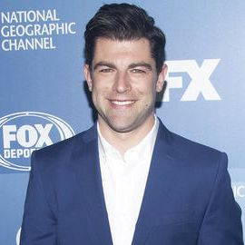 Max Greenfield Headshot