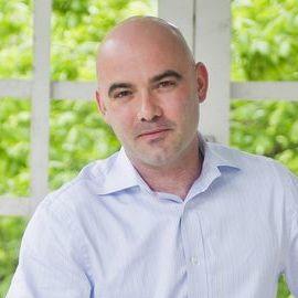 Philipp Meyer Headshot