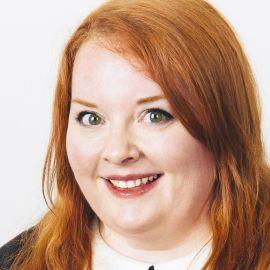 Sarah Hurley Headshot