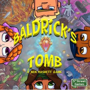 Baldrick's Tomb