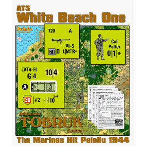 ATS White Beach One: Peleliu 1944