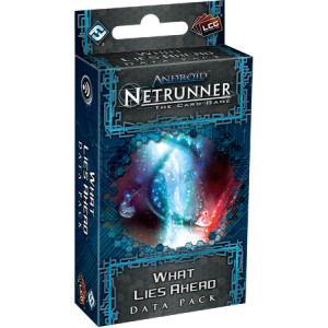 Android: Netrunner LCG What Lies Ahead Data Pack