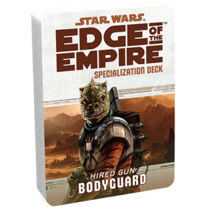 Star Wars: Edge of the Empire: Bodyguard Specialization Deck