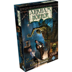 Arkham Horror: Curse of the Dark Pharaoh Revised