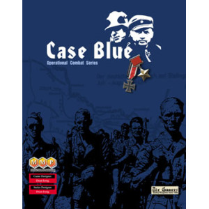 Case Blue Board Game