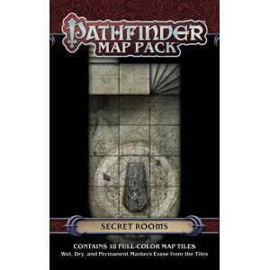 Pathfinder Map Pack: Secret Rooms