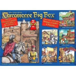 Carcassonne: Big Box 3