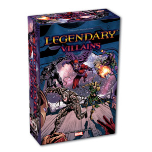 Legendary Marvel Deckbuilding Game: Villains
