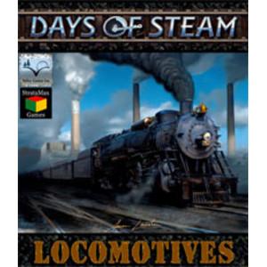 Days of Steam: Locomotives Expansion