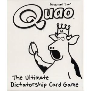 Quao Revised Edition Card Game
