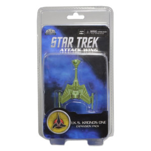 Star Trek Attack Wing: Klingon I.K.S. Kronos One Expansion Pack