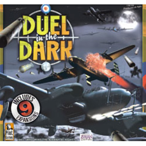 Duel in the Dark 2nd Edition Board Game