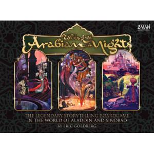 Tales of the Arabian Nights Board Game