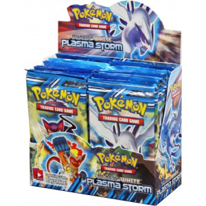Pokemon - Plasma Storm - Booster Box