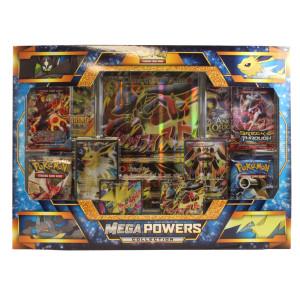 Pokemon - Mega Powers Collection