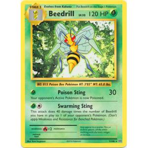 Beedrill - 7/108