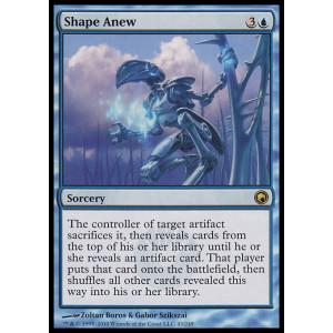 Shape Anew