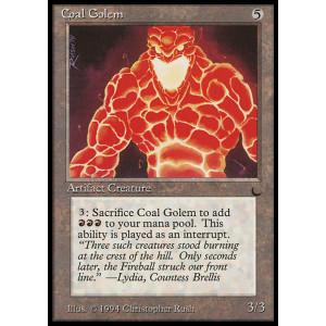Coal Golem