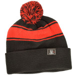 Cuffed Pom Knit Beanie (Cuffed Pom Knit Beanie, DGA Tag Style)