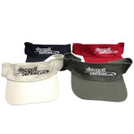 Cotton Visor (Cotton Visor, DGC Logo)