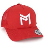 Discraft PM Paul McBeth Logo Snapback Adjustable Mesh Cap (PM Snackback Mesh Baseball Cap, PM Paul McBeth)