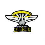 Innova Air Force Logo (Innova Patch, Innova Air Force Logo)