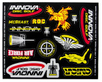 Sticker Sheet (Sticker Sheet, Innova Logos and Designs)