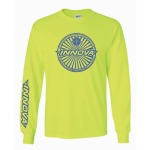 T-Shirt (Long Sleeve) (T-Shirt (Long Sleeve), Innova Sunburst Logo)