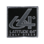 Patch (Patch, Big 64 Latitude Logo)