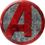Truth (DyeMax Fuzion, Cracked Avengers Logo)