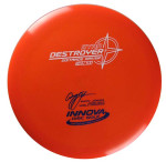 Destroyer (Star, Avery Jenkins 2009 PDGA World Champion)