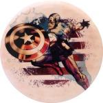 Judge Mini (DyeMax Fuzion, Captain America)