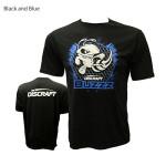 Discraft Street Buzzz Logo Rapid Dry T-Shirt (Short Sleeve) (Rapid Dry (T-Shirt), Street Buzzz Logo)