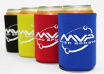 Koozie Can Wrap (Koozie, MVP Orbit Logo)