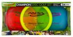 Champion Disc Golf Set (Champion Disc Golf Set, Box Set)