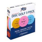 ACE Line Disc Golf Set (ACE Line Disc Golf Set, Standard)