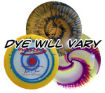 10th Anniversary Buzzz (Z-Line Fly-Dyed, 2014 PDGA US Am Championship (Ghost Embossed))