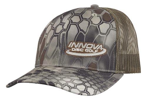 Innova Logo Mesh Baseball Cap (Mesh Baseball Cap) - DG Accessories ... fb340949aa77