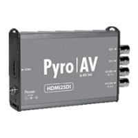 PYRO AV   HDMI2SDI HDMI to HD-SDI Converter